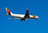A330/200 CS-TOK Landing in Lisbon