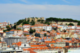 The Castle and Old Lisbon