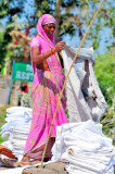 Woman of India