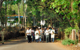 Easter Sunday Christian Procession