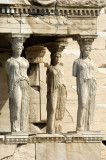 Cariatidae: The Fake Statues