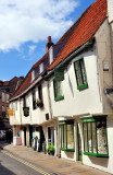 The Shambles: Medieval Houses