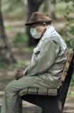 Old Man Waiting...