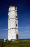 Old Historical Lighthouse Tower