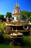 Barroque Fountain