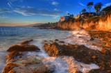 Castle Cove Sunset