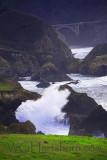 Big Sur Restless Sea