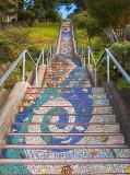 Mosaic Stairway to Heaven