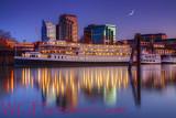 Sacramento Delta Twilight