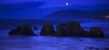 Westport Moonset