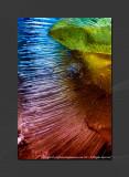 2013 - Frozen Rainbow -Lensbaby, Macro