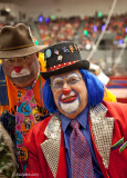 Clowns March 5