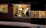 Josecho y Ana cenando en Ariane (Montclair) ww.http://culinariane.com/