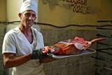Cuba - meat in the street