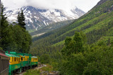 White Pass & Yukon Route Railway / Skagway