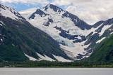 Burns Glacier and Portage Lake