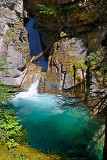 The Lower Falls, Johnston Canyon