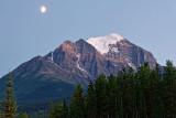 Saddle Mountain, Lake Louise