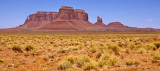 Buttes west of Monument Valley