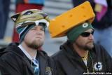 Jacksonville Jaguars & Green Bay Packers fans