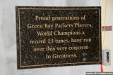 Lambeau Field - Green Bay, WI