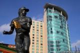 Brooks Robinson sculpture - Baltimore Orioles HOF 3B