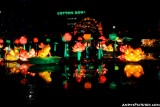 Dallas' Chinese Lantern Festival with Cotton Bowl
