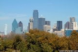 Dallas Skyline from Methodist Hospital