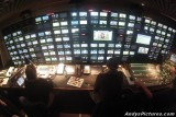 Inside the CBS Sports Production Truck