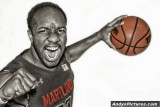 Maryland Terrapins guard/forward Dez Wells