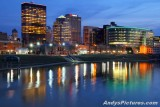 Dayton at Night