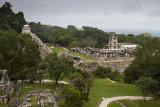 The Maya city of Palenque