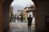 Del Carmen Arch, San Cristóbal de las Casas