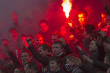 Crowd in the Philips Stadium