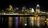 April 2013 - City Lights - Night In The City - Carolyn Fox