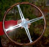 Morgan M3W Oscar Steering Wheel