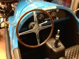 Kalenian Morgan M3W with Merc steering wheel