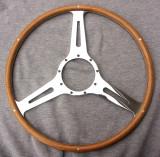 Austin-Healey 100M Wood Rimmed Wheel
