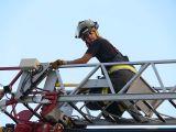 Aerial Ladder Training