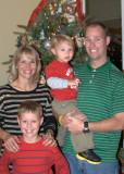 Christmas Eve, Christmas morning, and Christmas evening 2012