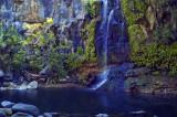 Nachal El-Al The Black Waterfall