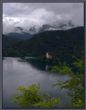 Bled, the lake