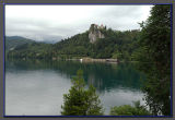 Bled, the castle