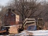 Lockhouse at Rileys Lock