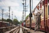 Railway worker - New Delhi