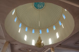 Dome in Sulayman mosque - Kyrgyzstan