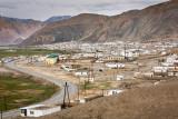 Murghab skyline -Tajikistan