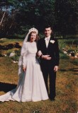 Joe and Lucille's Wedding - June 20, 1948