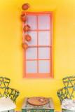 Interior Courtyard of Don Rafael Bermudez House (second half of 19th century, now modernized)