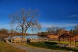 Mohawk River in HDRDecember 6, 2012